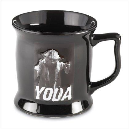 NEW! Yoda/Jedi Color Change Mug