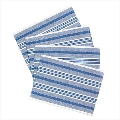 Blue Placemats Set