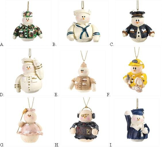 SnowBerry Cuties *CHOOSE FROM 9 ORNAMENTS* VERY CUTE