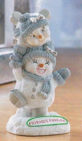 Snow Buddies Friends Forever