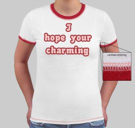 Hope your charming