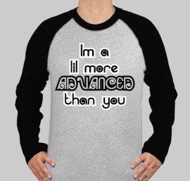 Lil more advanced
