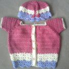 Oh So Sweet Cardigan set