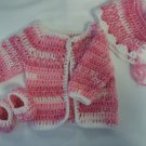 Baby Girl Sweetheart set