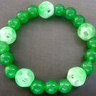 Jade Lu-Lu Tong Sphere Beads Fashion Jewelry Bracelet  T0823