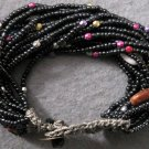 Rice Glass Beads Strand Bracelet  T2000