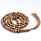 8mm Muslim Islam 99 Wood Prayer Beads  ZZ156