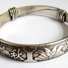 Alloy Metal Chun-Xia-Qiou-Dong Four Seasons Bangle Bracelet  T2581