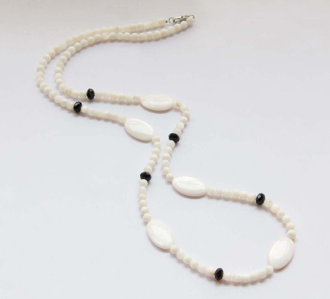Sea Shell Beads Necklace  T2741