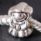 20Pieces Alloy Metal Lovely Angel Beads Loose Spacer Finding 14mm*4mm  ja0077
