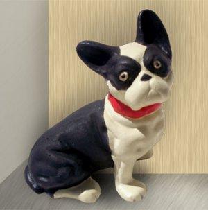 Cast Iron Boston Terrier