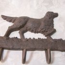 Dog Pointer Key Rack/Hook