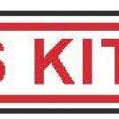 "Street Sign ""Mom's Kitchen"""