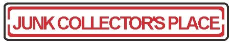 "Street Sign ""Junk Collector"""