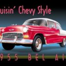 Cruisin' Chevy Style 1955 Bel Air