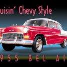 Cruisin' Chevy Style 1955 Bel Air
