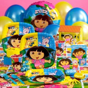 DORA THE EXPLORER AND FRIENDS SOLD OUT