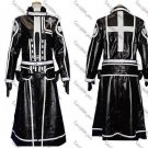 D.Gray-man kanda Yu 2nd Cosplay Costume