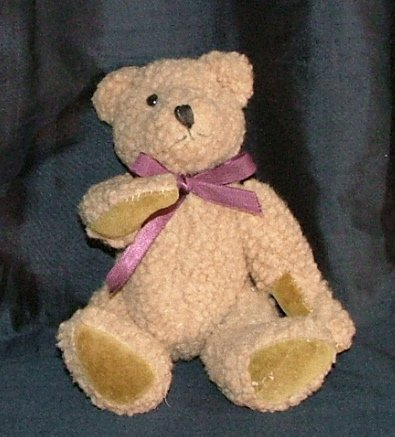 """""""The Boyds Collection"""" Curley Teddy Bear from the Archive Collection, Stuffed Animal"""