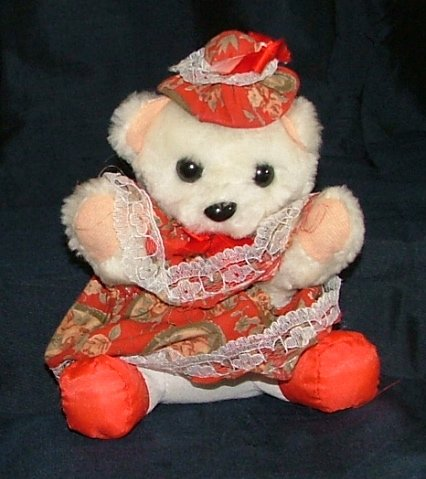 Play-By-Play Plush Grandma Teddy Bear, Stuffed Animal