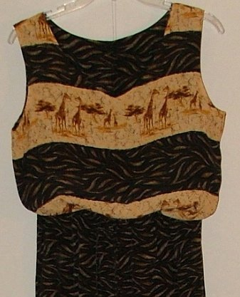 2 piece Intriguing Threads outfit size 8