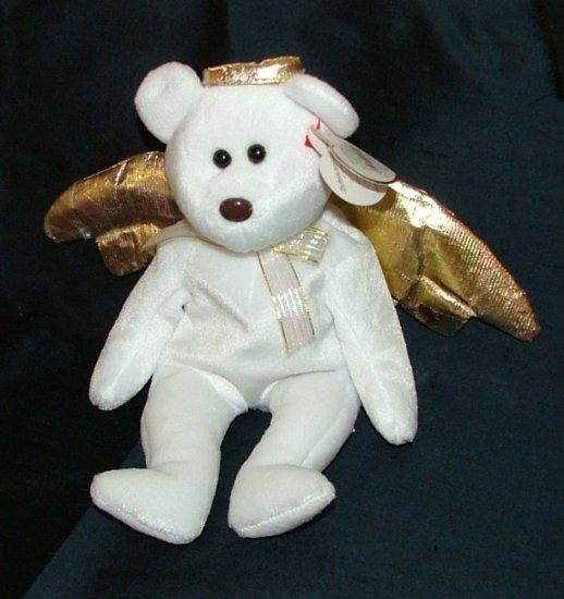 Ty Beanie Babies Halo II the Bear Retired, Stuffed Animal