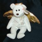 Ty Beanie Babies Halo II the Bear Retired, Stuffed Animal