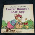 Easter Bunny's Lost Egg (First-start easy reader) By Sharon Gordon