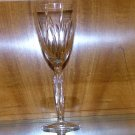 Daum France Crystal wine glass DAU1