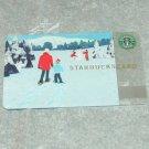 2007 Winter Walk Starbucks Card by Starbucks Coffee Co. 47