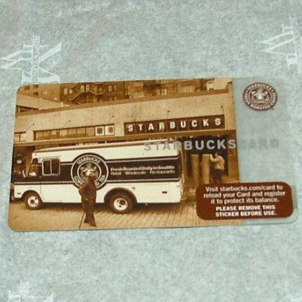 2008 Tradition Starbucks Card by Starbucks Coffee Co. 55