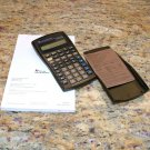 Texas Instruments BA2 Plus Financial Calculator, Approved for CFA Exam