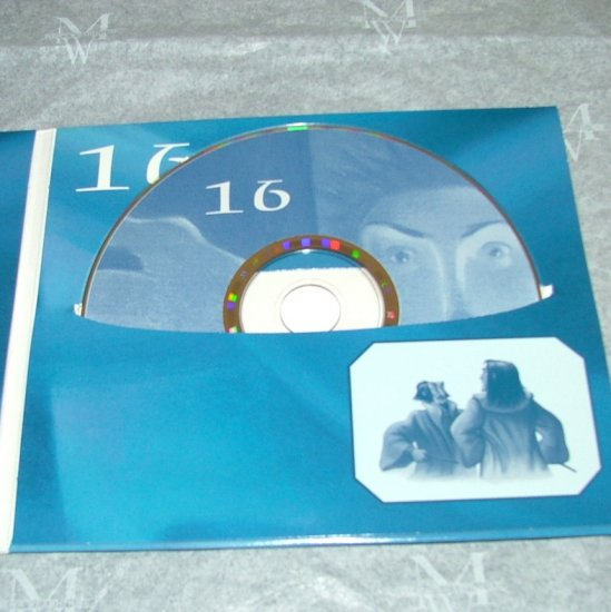 Harry Potter and the Order of the Phoenix CD-Disk 16