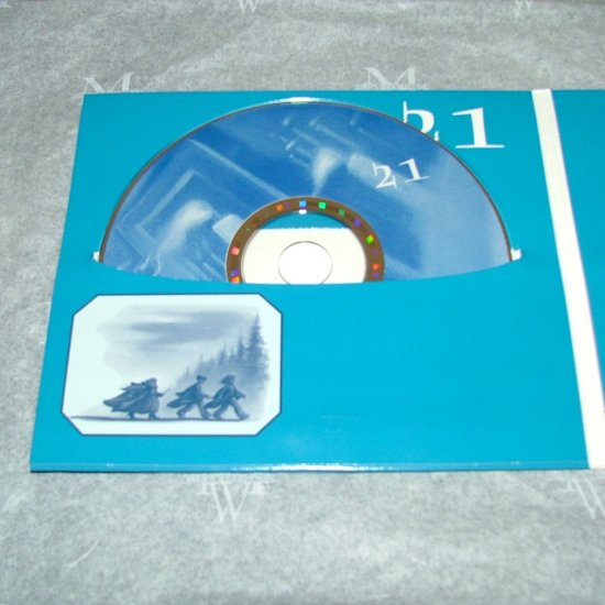 Harry Potter and the Order of the Phoenix CD-Disk 21