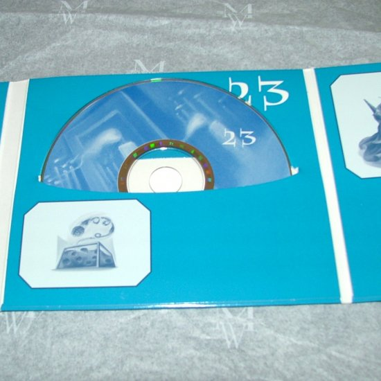 Harry Potter and the Order of the Phoenix CD-Disk 23