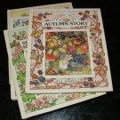 Seasons Stories: Brambly Hedge by Jill Barklem [First Edition]