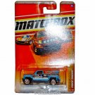 2010 Matchbox Desert Endurance Blue Ridge Raider Jeep #94