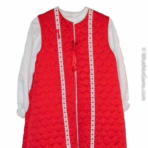Mon Petit Chou Night gown set. Small - Medium