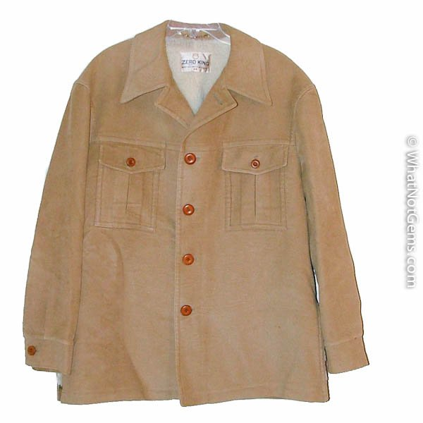 "Vintage 70's ""Zero King"" Jacket size 44"