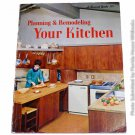 Planning and remodeling your kitchen (a Sunset Book, 133)   (First edition )