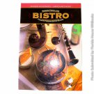 Bistro Menus and Music Gift Boxed Set (Menu Book & Sunset Jazz CD Set)