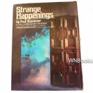 Strange happenings by Paul Bannister