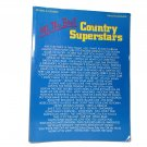 All the Best Country Superstars (Vf1608) by Alfred Publishing by Alfred Publishing