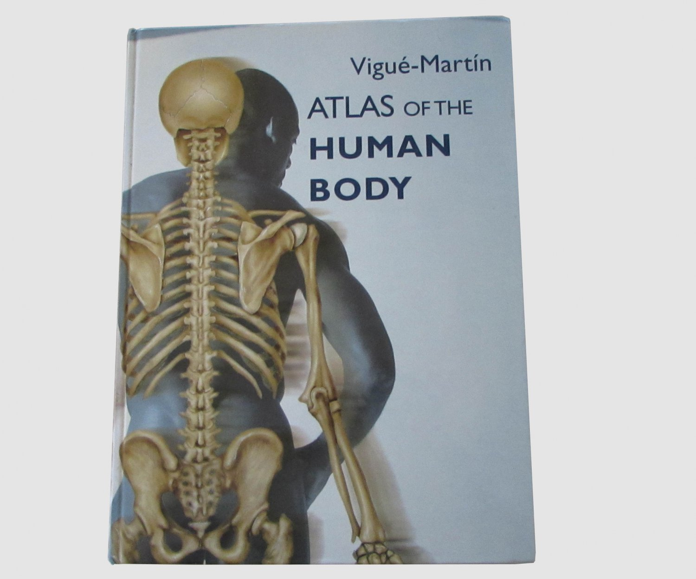 Atlas of the Human Body by Jordi Vigué