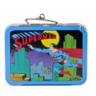 Hallmark Keepsake Ornament, Superman Tin Lunchbox, Dated 1998, QX6423