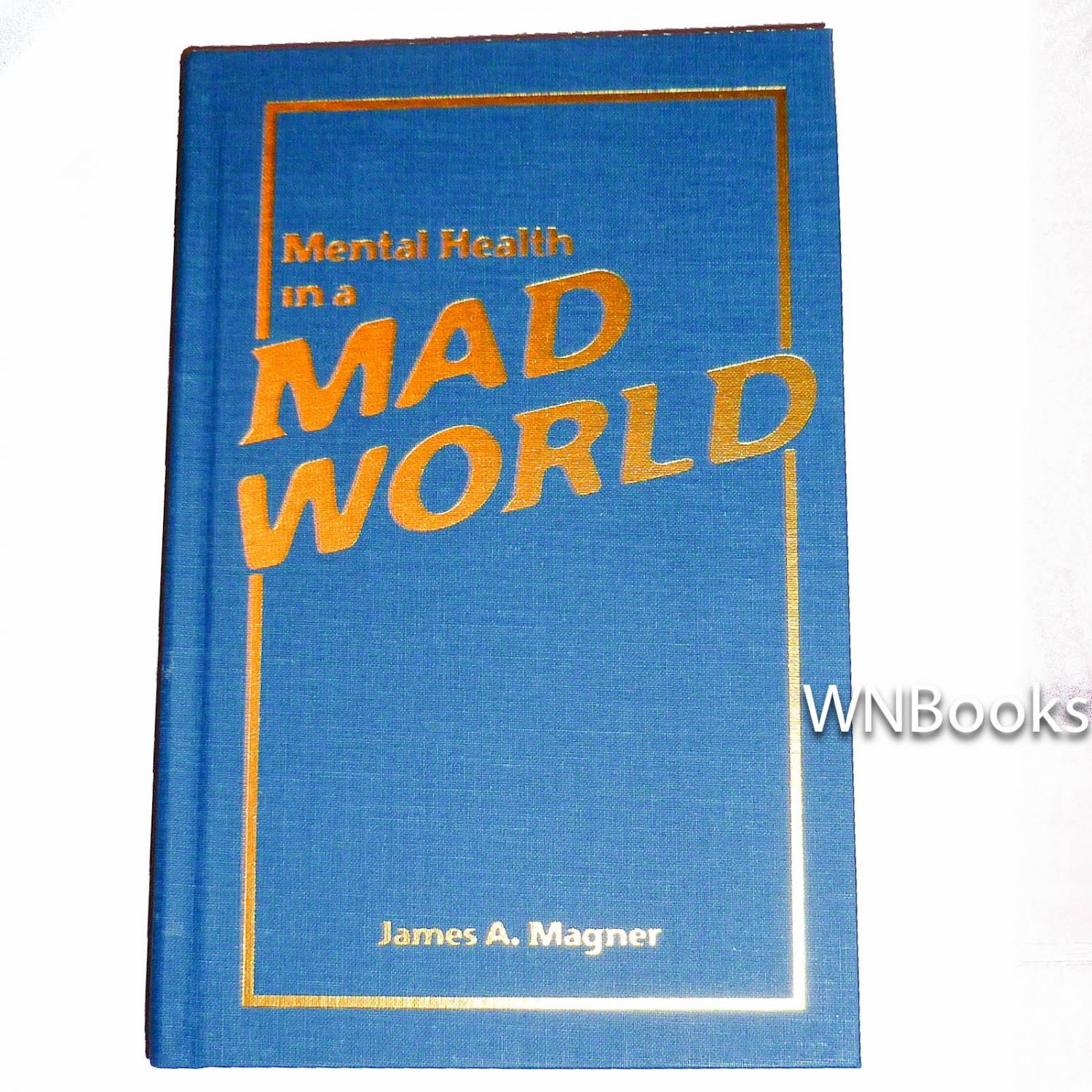 Mental Health in a Mad World by James A. Magner