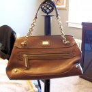 WOMANS BROWN DOLCE & GABBANA HANDBAG