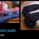 5-toed monkey/lemur/anthro siliicone paw pads [custom]