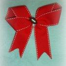 Simple Bow-Interchangable Embellishments-You Choose