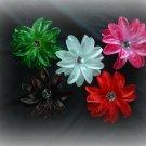 Tropical Flower Hair Clip